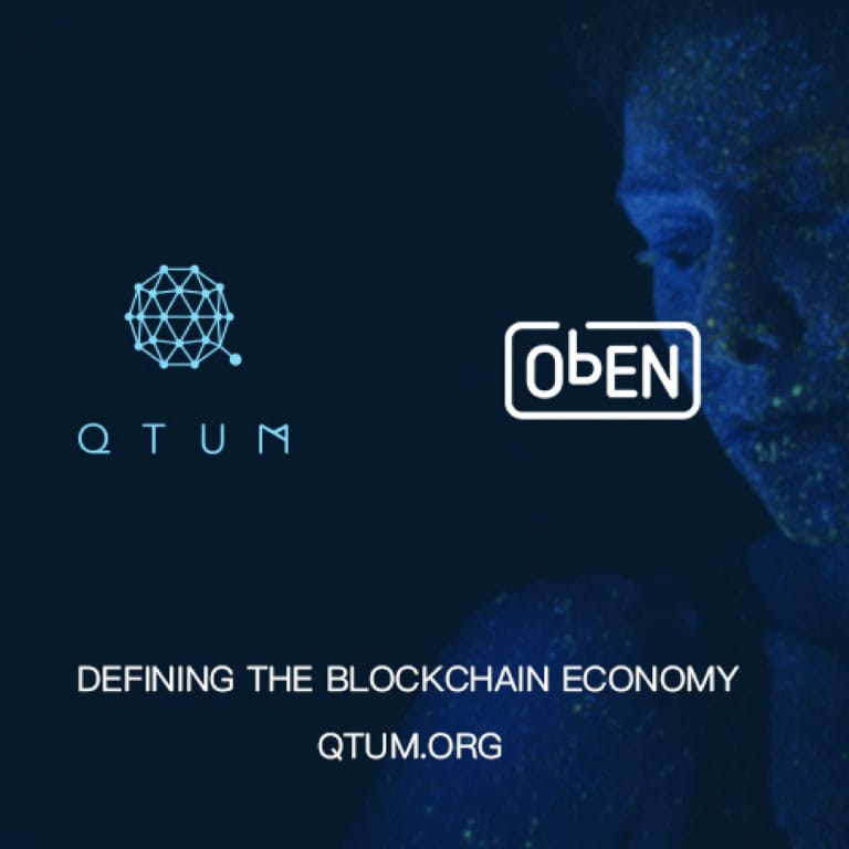 ObEN and Qtum Join Forces to Build Blockchain Lab to Nurture Innovation and Research